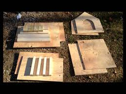 Small Picture Doghouse build from Lowes Plans Slide Show YouTube