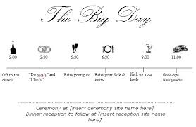 wedding day itinery how to create a wedding day planning timeline one love one dream