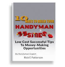 handyman business the handyman income booster proven high performance income