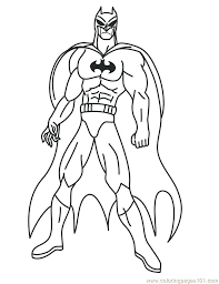 superhero coloring pages printable 2. Simple Printable Free Printable Superman Coloring Pages Superhero To  Print Fresh Awesome About Remodel For Kids Online With Lego Batman 2  Intended N
