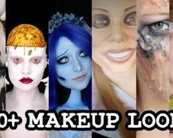 creepy broken doll makeup tutorial makeup videos