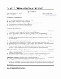 Sample Hotel Resume Sample Resume For Hotel Jobs Unique Hospitality Resume Sample 24