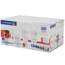 ≡ <b>Набор стаканов LUMINARC NEW</b> AMERICA 350 мл, 6шт ...