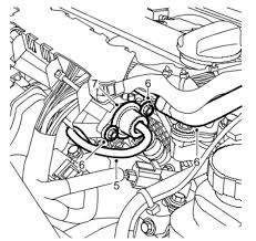 saab 2006 93 aero 2 8l 6 cylinders fuel filter location graphic