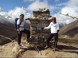 impact of everest lingers for mother and daughter from winston  quishia stone left and her mom lashonda stone hiked to mount everest base camp in 2010 after quishia won an essay contest sponsored by hanesbrands