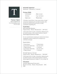 How To Make A Resume On A Mac Impressive Free Mac Resume Templates With Word Resume Template For Mac Free