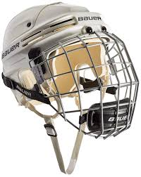 Bauer 4500 Helmet Size Chart Bauer 4500 Combo Eishockeyhelm With Grid