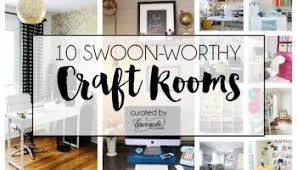 craft room office reveal bydawnnicolecom. 10 Swoon Worthy Craft Rooms Room Office Reveal Bydawnnicolecom