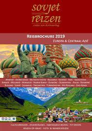Reisbrochure Sovjet Reizen Reisbrochure 2019 Nederland Fliphtml5