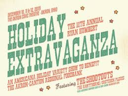 The 11th Annual Ryan Humbert Holiday Extravaganza Akron