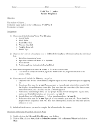Correct Resume Format Tomyumtumweb Com