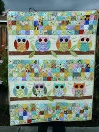 Best 25+ Owl quilt pattern ideas on Pinterest | Owl quilts, Bed ... & Free Owl Applique Quilt Patterns Owl Quilt Block Patterns Owl Owl Rag Quilt  Pattern Free Pieced Adamdwight.com