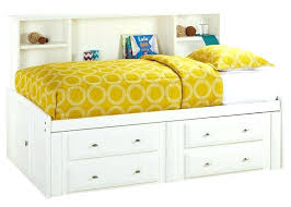 Kids Full Size Bed With Storage Size Bed With Trundle Storage Full ...