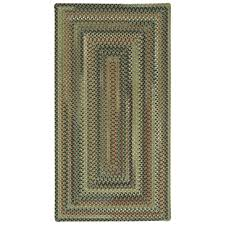 capel bangor sage green 2 ft x 3 ft concentric area rug