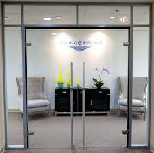 glass office doors double swing locking with handles glass office doors