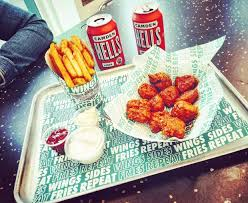 Wing Restaurant Review Wing Stop London The Modern Mrs