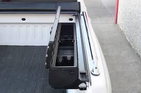 Humpstor - Truck Bed Exterior Storage-Gun Case Black