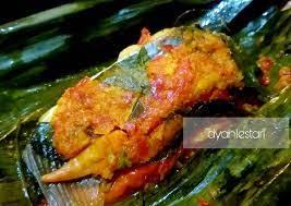 In javanese, the act of roasting satay in an open fire is called klathak. Resep Pepes Patin Kemangi Oleh Dyah Lestari Cookpad
