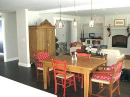 kitchen hanging lights over table cool light s what size pendant for decorating ideas 33