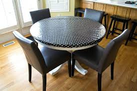 modern round tablecloth large size of accessories modern round black vinyl elastic table covers white wooden