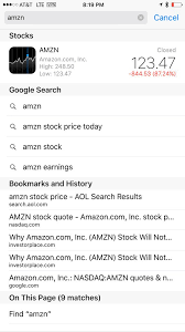 Lori J Schafer On Twitter What's With The Stock Quotes Tonight New Amzn Quote