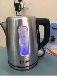 Ấm đun nước siêu tốc Ferroli FK1817-S