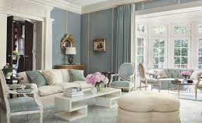 Monochromatic Color Scheme Living Room Color Outside The Lines Simply Serene Thomas Pheasant
