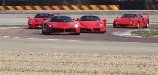 I am very pleased to be joining scuderia ferrari as its test driver from next year, ilott said. Ferrari Test Driver Dario Benuzzi Laps Fiorano In Laferrari Enzo F50 And F40 Autoevolution