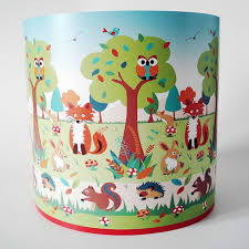 forest friends light shade
