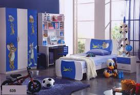 chic navy blue kids bedroom furniture