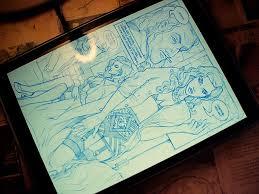Drawing On Ipad Pro