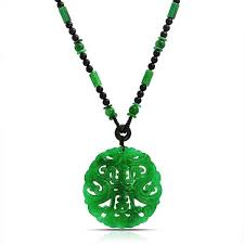 bling jewelry chinese jade pendant