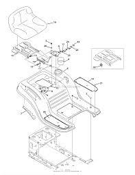 troy bilt 13wv78ks011 bronco 2015 parts diagram for wiring schematic seat and fender