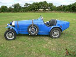 Pur sang always wanted a bugatti but couldn't afford one. Bugatti Type 35 Kit Car Vnj 549h