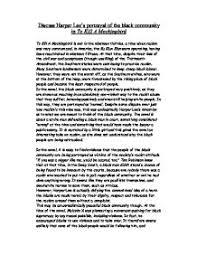 to kill a mockingbird essay college homework help and online  to kill a mockingbird essay