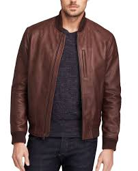 dark brown men er leather jackets1