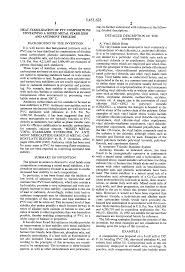 patent us heat stabilization of pvc compositions  patent drawing