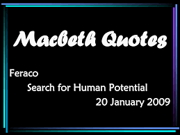 hirammcintire s blog macbeth key quotesmacbeth quotes analysis bright hub education provides