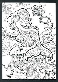 The Little Mermaid 2 Coloring Pages Lali Iniciativaorg