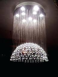raindrop chandelier lighting medium size of chandeliers gallery modern crystal rain drop wave with
