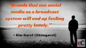 Quotes About Social Media Classy 48 Of The Best Social Media Marketing Quotes EClincher
