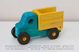 wooden truck plans mk3 dump truck plans