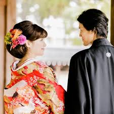 結婚式の和装前撮り Kimono Closet Publications Facebook