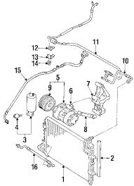 parts com® volkswagen clutch partnumber 357820811c 2000 volkswagen cabrio gl l4 2 0 liter gas compressor