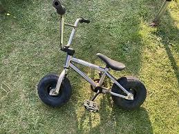 bandit mini bmx bike 20 00 pic uk