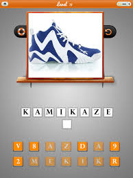 lenel logo guess the sneakers kicks quiz for sneakerheads on the app of lenel logo