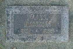 Pearl Hanson (1917-1935) - Find A Grave Memorial
