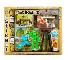 <b>Игровой набор Stikbot</b> студия с питомцем купить в Краснодаре