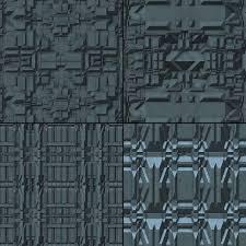 Sci Fi Texture Collection 2 3D Models 2D Graphics designfera