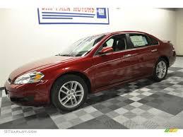 2012 Crystal Red Tintcoat Chevrolet Impala LTZ #62244102 ...